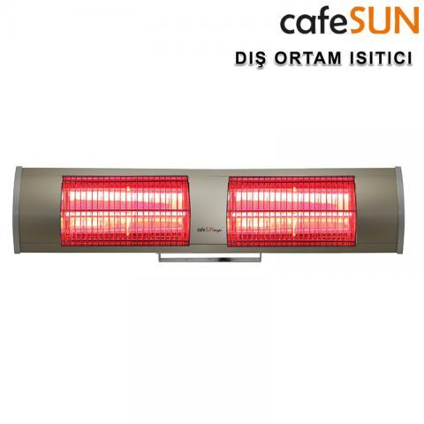 CafeSUN Dış Mekan Isıtıcı 2x1000W