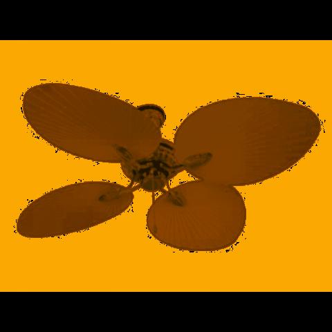 Kaşkar-Taflan T52040-Sarı Tavan Vantilatörü